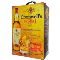 Виски Cromwell's Royal 3л