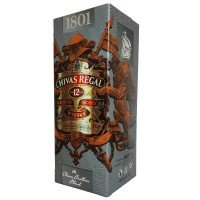 Виски Chivas Regal 12лет 2л